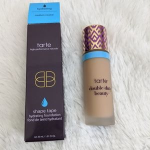 Tarte foundation